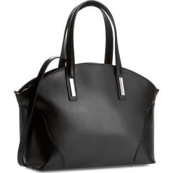Torebka CREOLE - K10188 Czarny. Czarne torebki klasyczne damskie Creole, ze skóry, duże. W wyprzedaży za 259,00 zł.