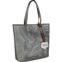 Torebki i plecaki damskie: Thor Loungefly – Hammer Torebka – Handbag czarny