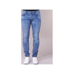 Jeansy skinny Diesel  SLEENKER. Niebieskie jeansy męskie skinny marki Diesel. Za 631,20 zł.