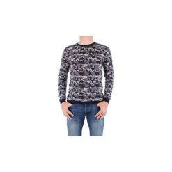 Swetry Paciotti 4us  RA1500. Niebieskie swetry klasyczne męskie Paciotti 4us, m. Za 510,74 zł.