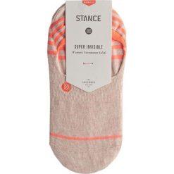 Skarpety Stopki Damskie STANCE - Uncommon Super Invisible W115A17UNC  Pink. Brązowe skarpetki damskie marki NABAIJI. Za 49,00 zł.