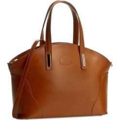 Torebka CREOLE - K10188 Koniak. Brązowe torebki klasyczne damskie Creole, ze skóry, duże. W wyprzedaży za 239,00 zł.