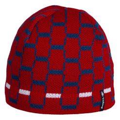 Czapki męskie: Viking Czapka Primaloft 9561 czerwona (2059561UNI)