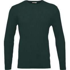 Kardigany męskie: Knowledge Cotton Apparel CABLE Sweter green gables
