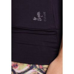 Bluzki damskie: Curare Yogawear SLEEVES Bluzka z długim rękawem dark aubergine