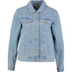 Bomberki damskie: Springfield BOYFRIEND Kurtka jeansowa blues