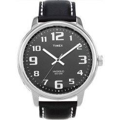 Zegarek Timex Męski T28071 Easy Reader Indiglo czarny. Czarne zegarki męskie Timex. Za 280,99 zł.