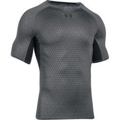 Under Armour Koszulka męska HeatGear Armour Printed SS szara r. XL (1257477-043). Szare koszulki sportowe męskie marki Under Armour, m. Za 119,00 zł.