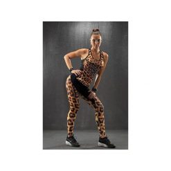 Legginsy damskie do fitnessu: LEGGINSY WILD