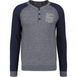 Swetry klasyczne męskie: Kaporal BADIA Sweter navy