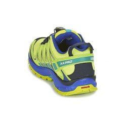 Buty Dziecko Salomon  XA PRO 3D CSWP J. Żółte buty sportowe chłopięce Salomon. Za 247,20 zł.