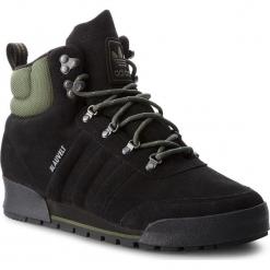 Buty adidas - Jake Boot 2.0 GORE-TEX B41494 Cblack/Basgrn/Cblack. Czarne buty sportowe męskie Adidas, z gore-texu, trekkingowe, gore-tex. W wyprzedaży za 449,00 zł.