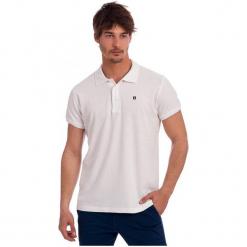Polo Club C.H..A Koszulka Polo Męska L Biała. Białe koszulki polo Polo Club C.H..A, l. W wyprzedaży za 149,00 zł.