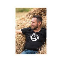 T-shirty męskie z nadrukiem: Koszulka męska Motor SHL