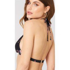 Bikini: Minkpink Góra od bikini Jasmine Triangle - Black,Multicolor