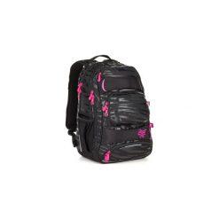 e1aaa1b67ec53 Dwukomorowy plecak młodzieżowy Topgal YUMI 18038. Czarna plecaki męskie  marki TOPGAL, z materiału,