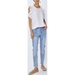 Medicine - Jeansy Rustic Indigo. Niebieskie jeansy damskie MEDICINE. W wyprzedaży za 79,90 zł.