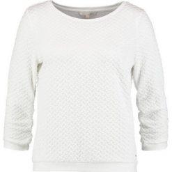 Bluzy rozpinane damskie: TOM TAILOR DENIM STRUCTURE RUFFLE Bluza off white