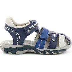 Sandały chłopięce: Sandały skórzane Valian