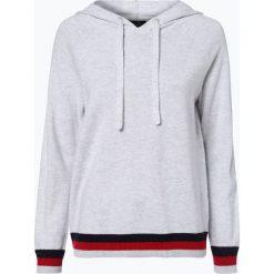 Swetry klasyczne damskie: SvB Exquisit – Sweter damski z dodatkiem kaszmiru, szary