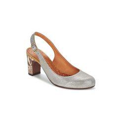 Czółenka Chie Mihara  JELLYE. Szare buty ślubne damskie Chie Mihara. Za 783,30 zł.