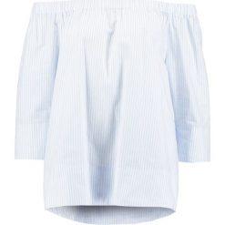 Bluzki asymetryczne: Seidensticker Bluzka weiß/bleu