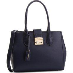 Torebka PUCCINI - BT28602  7A. Niebieskie torebki klasyczne damskie Puccini, ze skóry ekologicznej. W wyprzedaży za 209,00 zł.