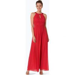 Marie Lund - Damska sukienka wieczorowa, różowy. Niebieskie długie sukienki marki Marie Lund, z szyfonu, eleganckie. Za 349,95 zł.