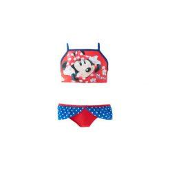 Stroje jednoczęściowe dziewczęce: kostium kąpielowy 2-częściowy dziewczęcy Myszka Minnie
