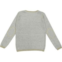 Nativo - Sweter dziecięcy 104-164 cm. Białe swetry dziewczęce marki Reserved, l. W wyprzedaży za 69,90 zł.