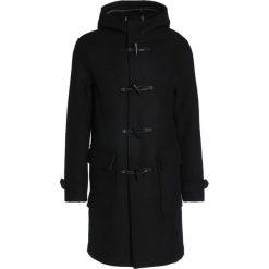 KIOMI Płaszcz wełniany /Płaszcz klasyczny black. Czarne płaszcze damskie KIOMI, z materiału, klasyczne. W wyprzedaży za 356,30 zł.