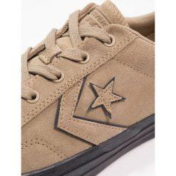 Converse STAR PLAYER REFLECTIVE LOGO Tenisówki i Trampki khaki/black. Szare tenisówki damskie marki Converse, z gumy. W wyprzedaży za 237,30 zł.