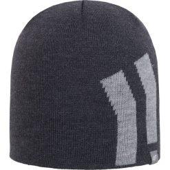 Czapka męska CAM251Z - ciemny szary melanż - 4F. Szare czapki zimowe męskie 4f, na jesień, melanż, z elastanu. Za 22,99 zł.