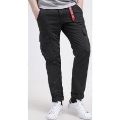 Spodnie męskie: Alpha Industries AGENT Bojówki black