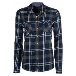 Mustang Koszula Damska Checkblouse 36 Ciemnoniebieska. Niebieskie koszule damskie w kratkę marki Mustang, z bawełny. Za 249,00 zł.