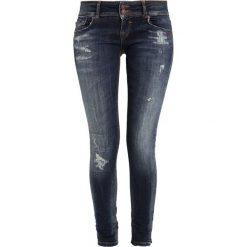 LTB GEORGET Jeansy Slim Fit boel wash. Szare jeansy damskie marki LTB, z bawełny. W wyprzedaży za 181,35 zł.