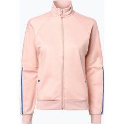 Bluzy damskie: Review - Damska bluza rozpinana, różowy