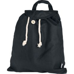 Plecaki męskie: Westford Mill Organic Festival Backpack Plecak czarny