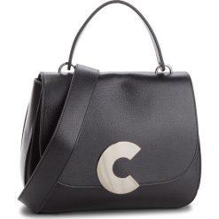 Torebka COCCINELLE - CN5 Craquante E1 CN5 18 01 01 Noir 001. Czarne torebki klasyczne damskie Coccinelle, ze skóry. W wyprzedaży za 1399,00 zł.
