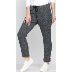 Spodnie dresowe damskie: Ciemnoszare Spodnie Dresowe Defiance