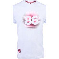 Koszulki polo: PROJEKT 86 Tshirt  MAN 003WT biały r. S (921364)