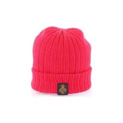 Czapki Refrigiwear  B01600. Czerwone czapki zimowe męskie Refrigiwear. Za 183,79 zł.