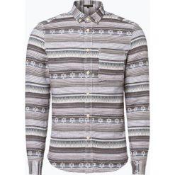 Koszule męskie na spinki: Review – Koszula męska, beżowy