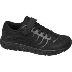 Buciki niemowlęce: sportowe buty dziecięce Vty czarne