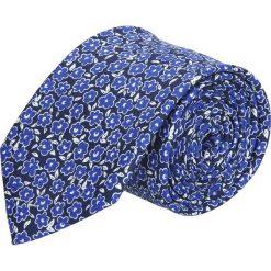 Krawat platinum niebieski classic 241. Niebieskie krawaty męskie Recman. Za 49,00 zł.