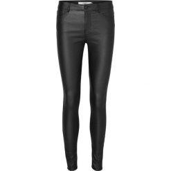 Jeansy damskie: Vero Moda VMSEVEN Jeans Skinny Fit grau / peat