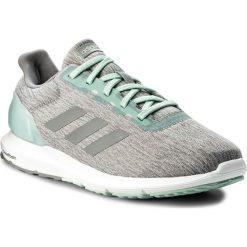 Buty adidas - Cosmic 2 W CP8714 Gretwo/Grethr/Ashgrn. Niebieskie buty do biegania damskie marki Salomon, z gore-texu, na sznurówki, gore-tex. W wyprzedaży za 189,00 zł.