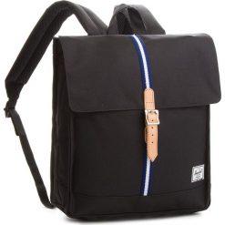 Plecaki męskie: Plecak HERSCHEL - City 10089-01831 Black/Blueprint/White