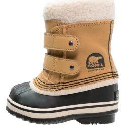 Buty zimowe damskie: Sorel PAC Śniegowce curry
