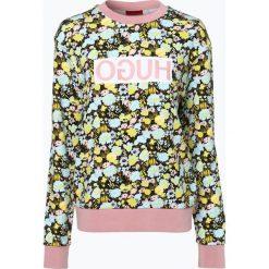 Bluzy damskie: HUGO – Damska bluza nierozpinana – Niccana_2, różowy